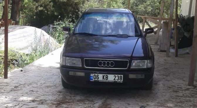 Sahibinden Satılık Orjinal Audi 80 Bolu Sahibinden Satılık Ikinci